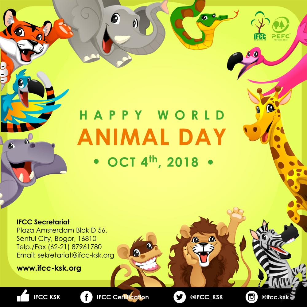 WORLD ANIMAL DAY 01