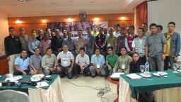Pelatihan Calon Auditor Sertifikasi PHL IFCC Jan-Feb 2015